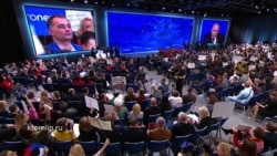 """Путин """"отвечает"""" Гранину на Большой пресс-конференции 2018"""