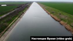 Херсонська область, Північнокримський канал, 26 травня 2021