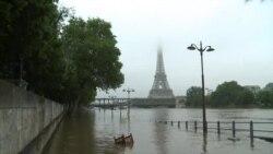 Pariz pod vodom