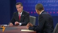 Poslednja debata Obame i Romnija
