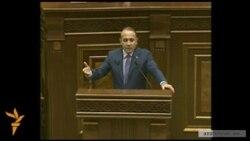 ԱԺ նախագահն առաջարկում է հավաքվել ու քննարկել հետընտրական պրոցեսները