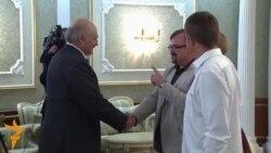 """Новы,""""лагодны"""" Лукашэнка?"""