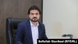 د کورنیو چارو وزارت د نشراتو پخوانی رئیس او سیاسي فعال نجیب ننګیال