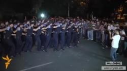 Ոստիկանությունը Բաղրամյանի ցուցարարների գործով դիմել է վարչական դատարան