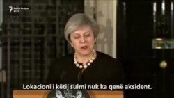 Theresa May dënon sulmin në Londër