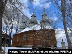 Церква в селі Явірник-Руський, яка потребує порятунку