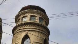 В Махачкале реставрируют 100-летнюю башню