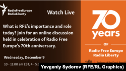 PANEL DISCUSSION: Radio Free Europe at 70 - Its Importance Then and Now