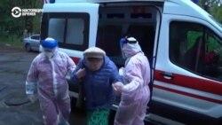 В Украине больницы перегружены тяжелыми больными СOVID-19