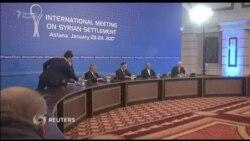 Россия, Туркия ва Эрон Суриядаги оташкесимни мониторинг қилади