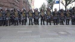 Акция на Тверской 27 июля