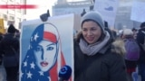 Марш женщин поддержали в других странах