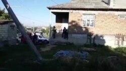 Bağçasaray: qırımlı Osman Belâlovnıñ evinde tintüv keçirildi (video)