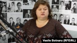 Directoarea Centrului de Investigații Jurnalistice, Cornelia Cozonac