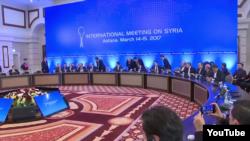 Сирия оппозициясы келіссөзге оралды