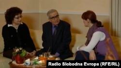 Jahia Alabajči i Edina Hujdurović Alabajči u razgovoru sa novinarkom RSE