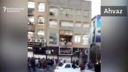 Video Appears To Show More Protests In Iran
