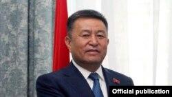 Чыныбай Турсунбеков.