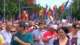 Moldovans Protest Mayoral Vote Annulment