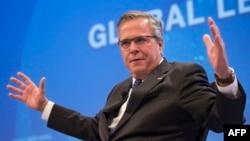 Бывший губернатор штата Флорида Джеб Буш. Вашингтон, 1 декабря 2014 года.