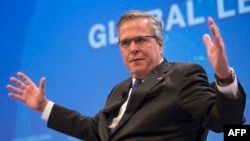 جب بوش، فرماندار سابق ايالت فلوريدا آمريکا