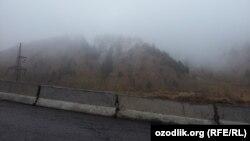 Перевал «Камчик», объединяющий Ферганскую долину с узбекской столицей.