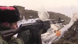 Сепаратисты продолжают боевые действия в Украине несмотря на перемирие