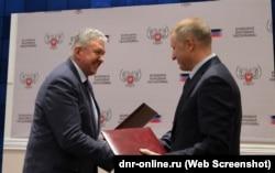 Олександр Ананченко і Володимир Пашков