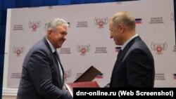 Александр Ананченко и Владимир Пашков
