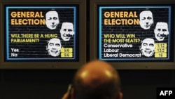 Какой из политических сил отдадут предпочтение британские избиратели?