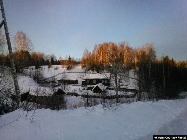 Деревня Литвино
