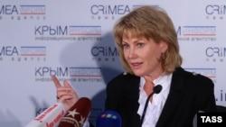 Министр туризма Крыма Елена Юрченко.