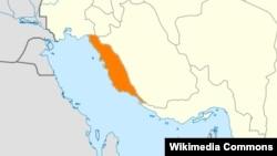 Bushehr Province in Iran