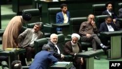 İran parlamenti.