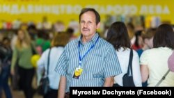 Мирослав Дочинець (фото зі сторінки письменника у Facebook)