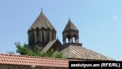 Գանձասարի եկեղեցին