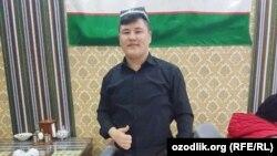 Нозимжон Зияев приехал в Стамбул год и три месяца назад.