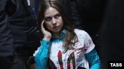 Віра Савченко, архівне фото