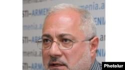 ՀՅԴ-ի խորհրդարանական խմբակցության ղեկավար Վահան Հովհաննիսյան: