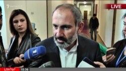 Փաշինյանը երաշխավորում է՝ իր վարչապետ ընտրվելու դեպքում Հայաստանում կլինի լիարժեք օրինականություն