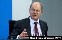 Olaf Scholz este ministrul german de finanțe și vicecancelar