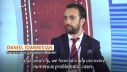 Armenian Election Observer Reports Vote-Buying, Other Violations In Parliamentary Polls