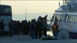 Deportacija migranata iz Grčke u Tursku