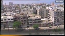 İsrail ordusu öldürülən Həmas liderlərinin siyahısını havadan Qəzzaya atır