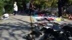Tanke ponude, tvrdi prodavci: Trotoar van pijačnog kruga u Banjaluci
