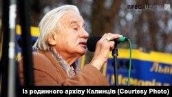 Письменник, дисидент Ігор Калинець