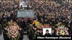 Heydər Əliyevin dəfn mərasimi. 15 dekabr 2003