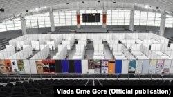 Privremena COVID-19 bolnica 'Bemax Arena'