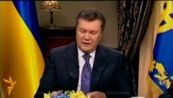 Янукович про добрі відносини і з Європою, і з Росією