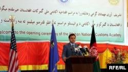 افغان سفیر حضرت عمر زاخېلوال